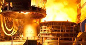 steel-plant Ozkansteel