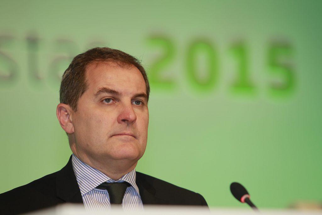 El presidente de AENA, José Manuel Vargas. FOTO: Chema Barroso.