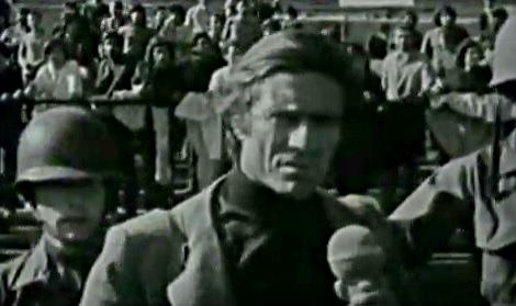 Miguel de la Quadra en el golpe de Estado de Pinochet en Chile
