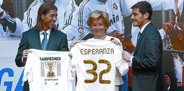 Aguirre Real Madrid