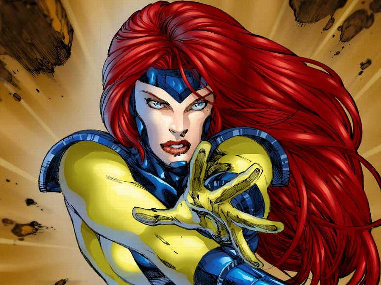 Jean Grey, una de las mutantes más poderosas de todo el universo Marvel
