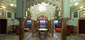 Suján Rajmahal Palace, modernidad y tradición unidas en la India