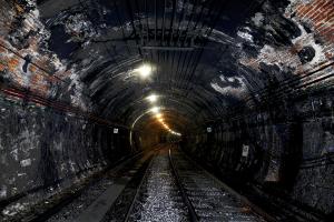 Este es el estado actual de los túneles de la Línea 1