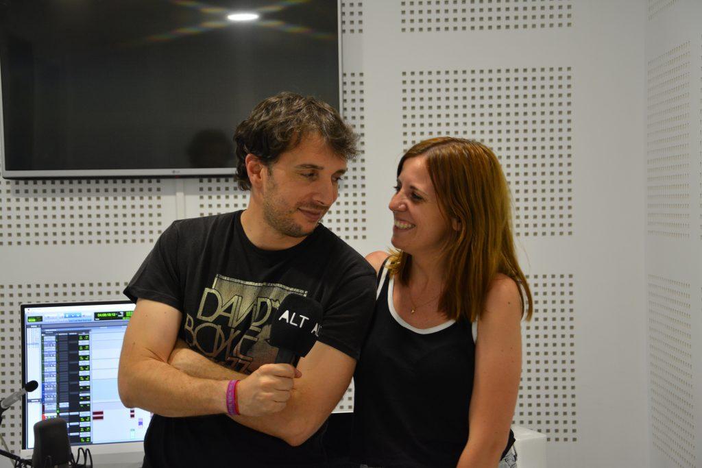 Ana Medina y Molo Cebrián