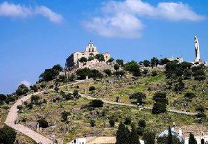 Santuario de Nuestra Señora de la Cabeza en Andújar (Jaén).