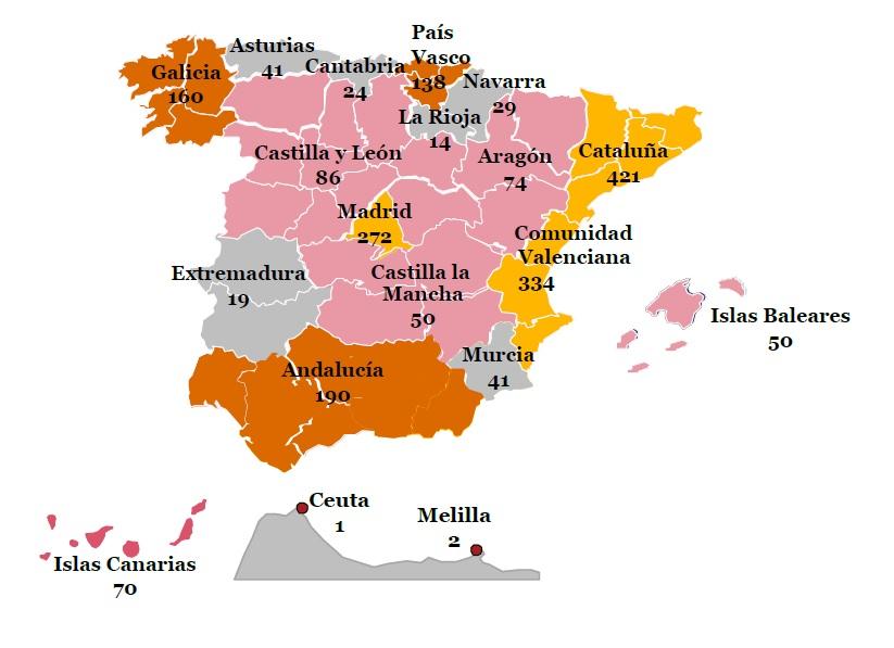 mapa concursos