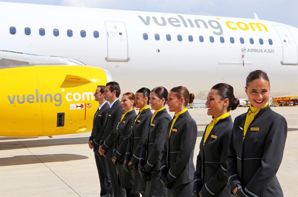 confirmar tu vuelo con Vueling y consultar tu reserva