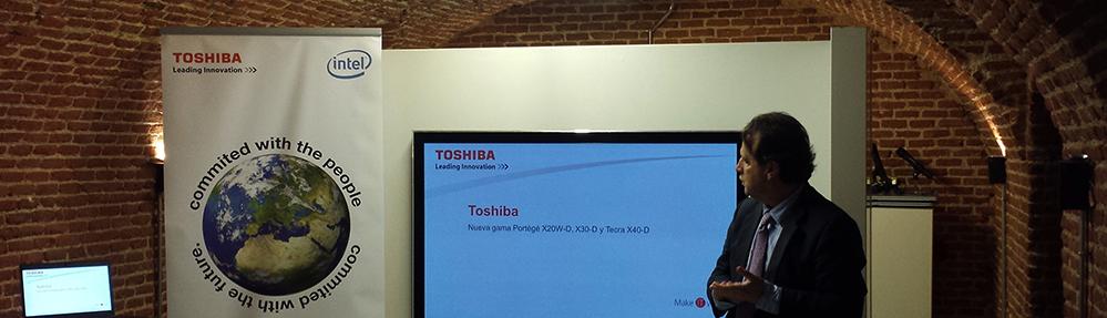 Toshiba huye de la guerra de precios con HP y Lenovo en las ventas a la Administración