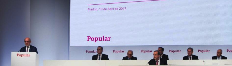 La paradoja de Emilio Saracho en el Popular: fracasó por superar objetivos