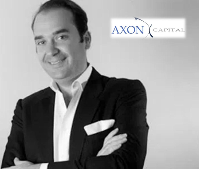 Alfonso de León, presidente de Axon, asesor personal de corruptos venezolanos