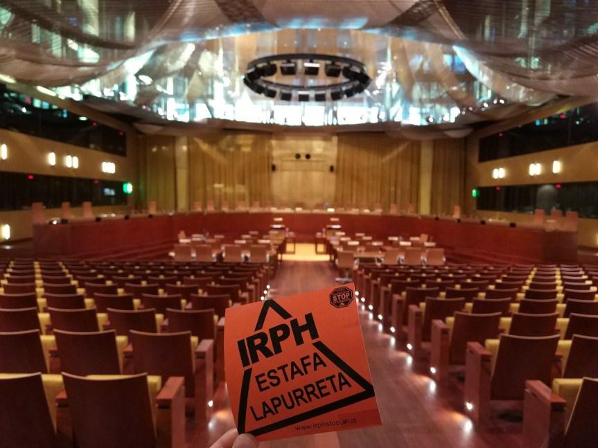 IRPH: locura judicial en espera de la sentencia del TJUE