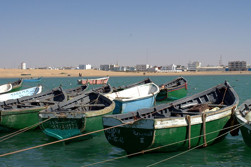 Empresas españolas expolian los bancos de pesca del Sáhara Occidental