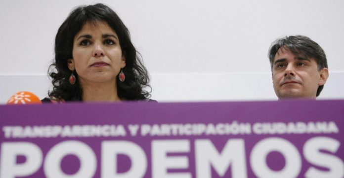 Teresa Rodríguez no cederá en su programa