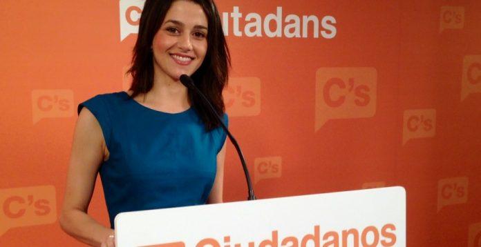 Inés Arrimadas, una de las caras visibles de Ciudadanos