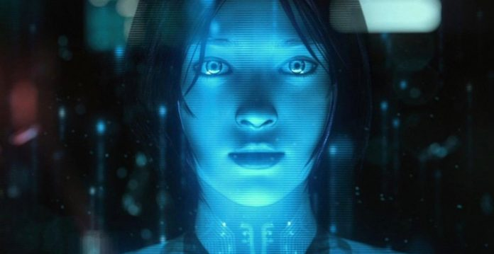 Cortana, el auxiliar informático de Microsoft, está basado en un personaje del videojuego Halo