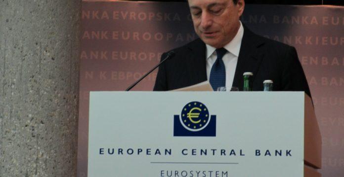 Mario Draghi habla sobre Grecia