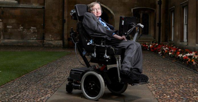 Stephen Hawking sigue siendo TT