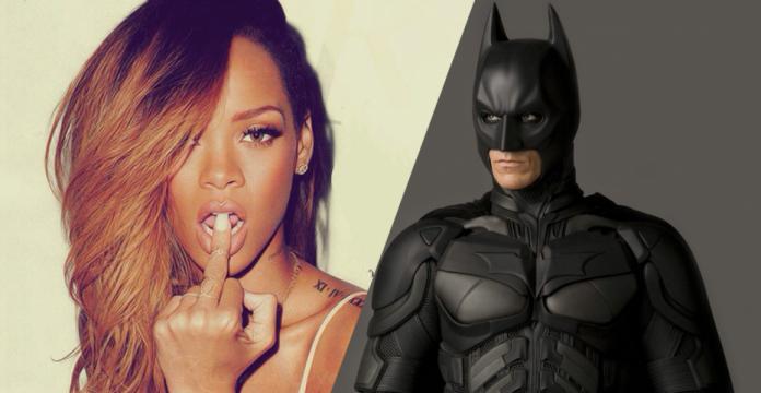 Rihanna contra Batman
