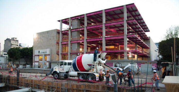 La construcción española se busca la vida fuera