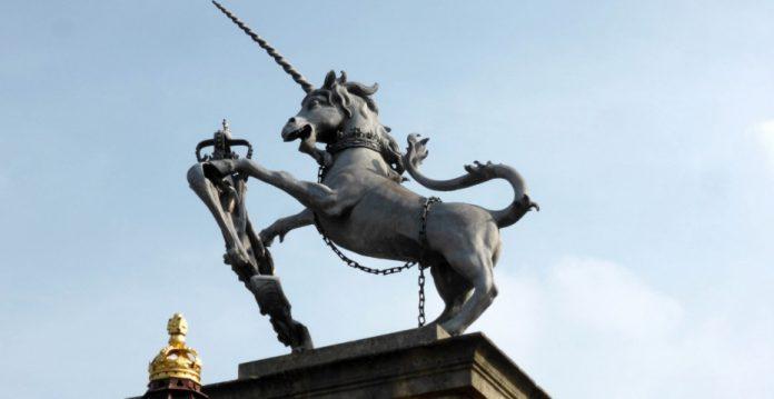 Unicornios en forma de startup