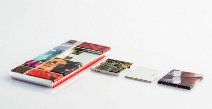 El smartphone modular fruto del Project Ara de Google