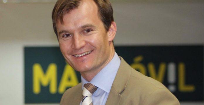 Meinard Spenger, presidente de MasMovil Ibercom