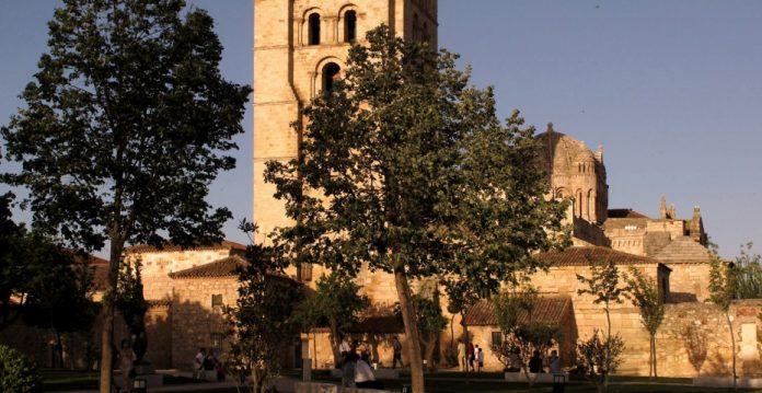 Los jardines del Castillo, Zamora