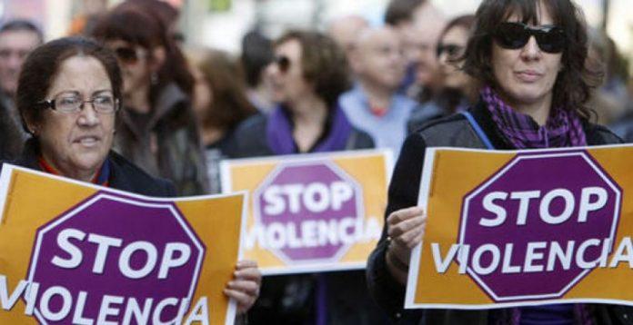 Movilización contra la violencia de género