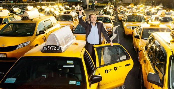 El nuevo taxi