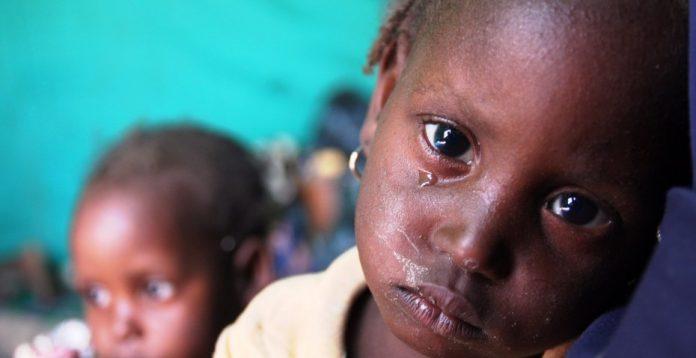 Refugiados nigerianos huidos de la violencia de Boko Haram