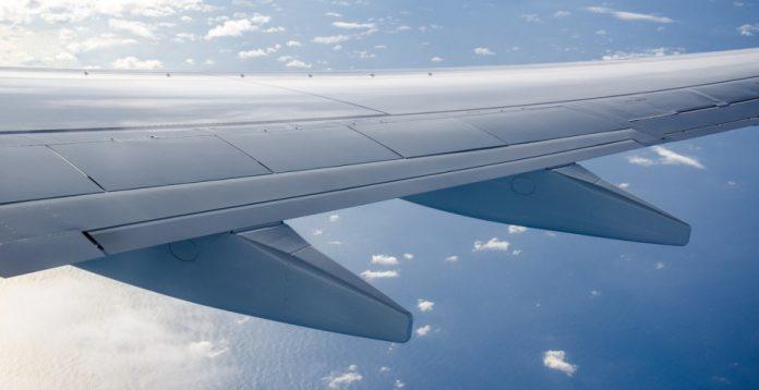 El vuelo de un avión