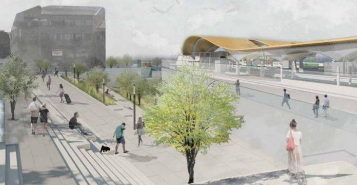 OHL se encargará de la construcción de la nueva estación de Ski, en la imagen.