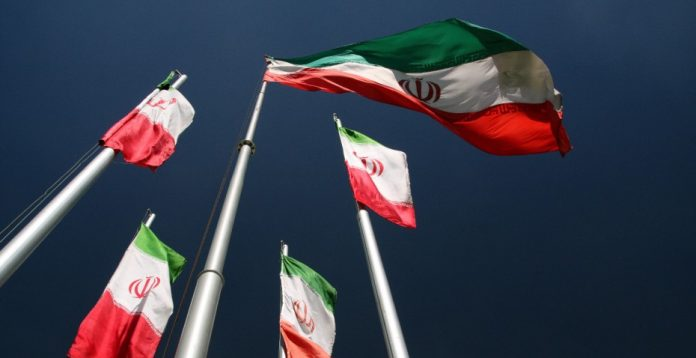 Banderas de Irán.