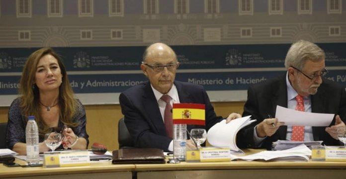 Beteta, Montoro y Curras han diseñado la estrategia del Gobierno para recuperar el voto de los funcionarios