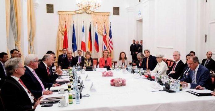 Reunión del 5+1 con Irán en Viena