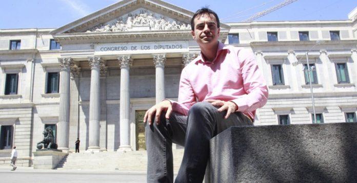 Andrés Herzog es el nuevo portavoz nacional de UPyD, y será el candidato a las Elecciones Generales.
