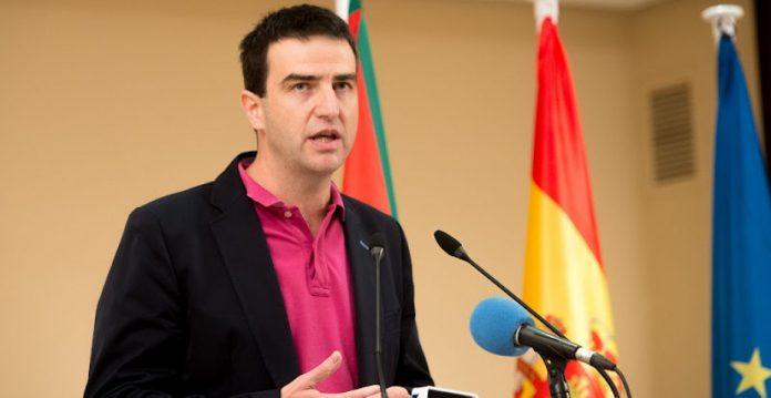 Gorka Maneiro (el último diputado autonómico de UPyD)
