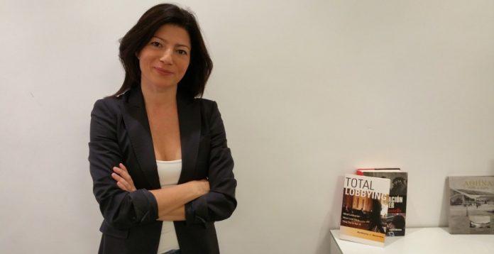 Yolanda Román es directora de Asuntos Públicos de Atrevia.