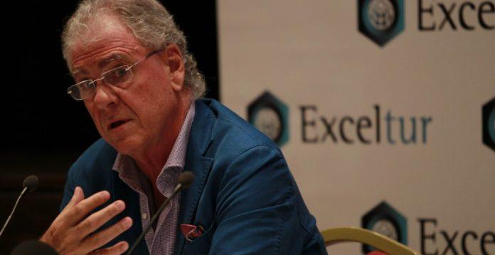 José Luis Zoreda, vicepresidente de Exceltur.
