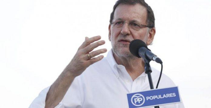 Mariano Rajoy dice el 20D