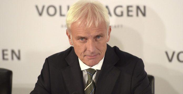 Matthias Müller, nuevo consejero delegado de Volkswagen, se reunió este jueves con el ministro Soria.