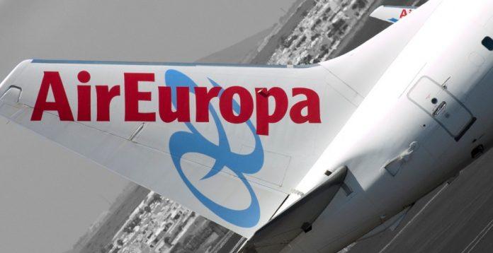 El fiscal denunció ante la Audiencia Nacional a Air Europa por un presuento fraude en el cobro de subvenciones
