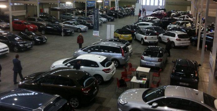 Las ventas de vehículos no alcanzaban el millón de coches desde el año 2008.
