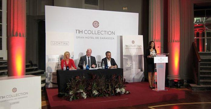 Presentación pública de las reformas del hotel
