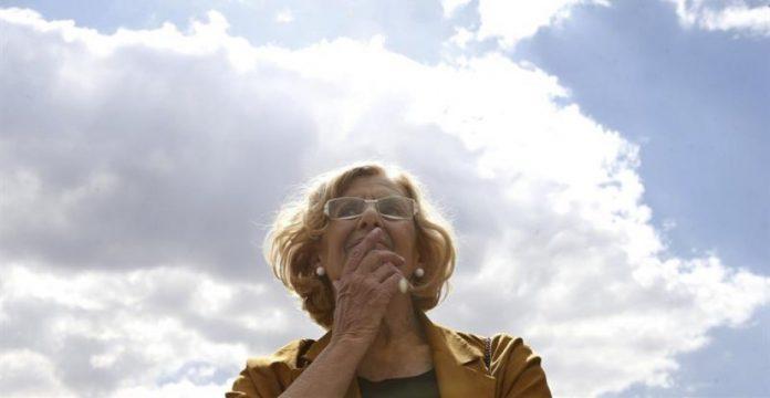 Carmena busca un mejor aire