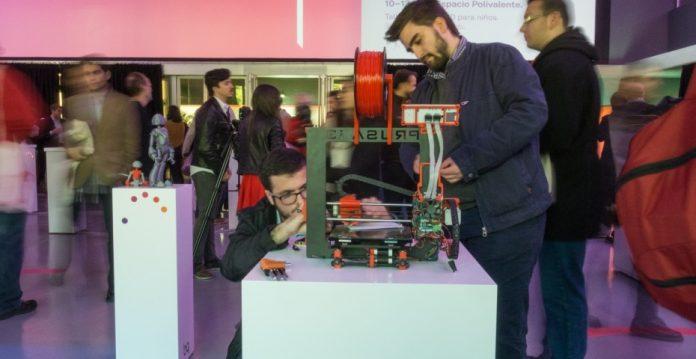 Impresora 3D modelo Prusa i3 Hephestos