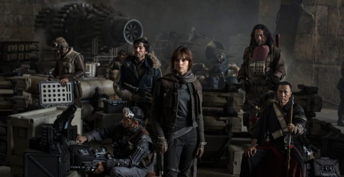 Rogue One, parte del nuevo universo de Star Wars