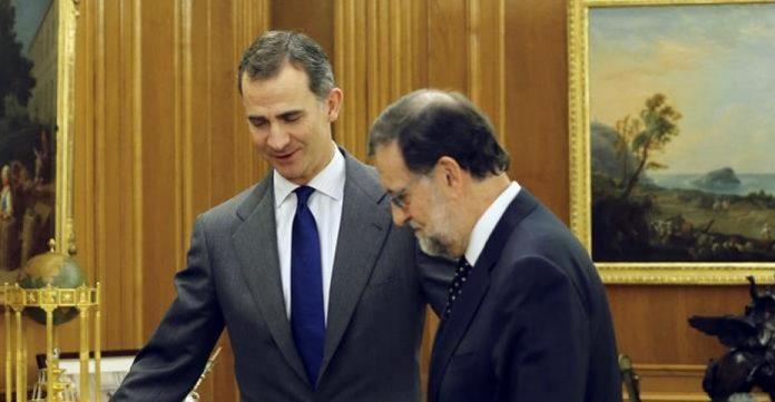 Mariano Rajoy declina presentarse a la investidura que le había ofrecido el Rey
