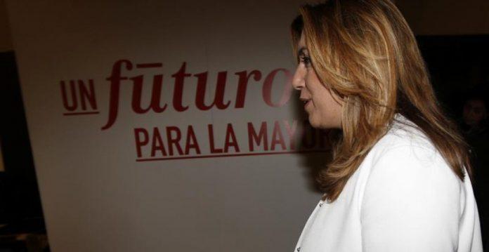 Susana Díaz tiene un plan para el PSOE