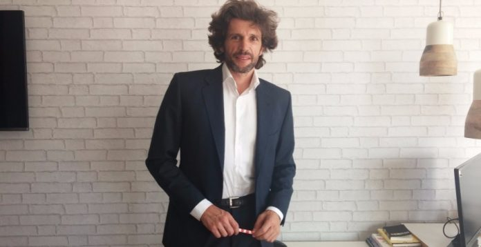 Pedro Serrahima, director general de Pepephone